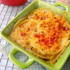多菲內奶油烤土豆