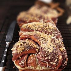 肉桂巴布卡面包