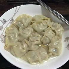 白菜饺子馅