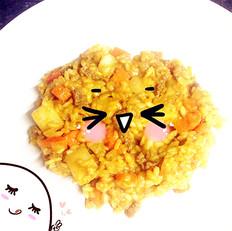 咖喱牛肉焖饭