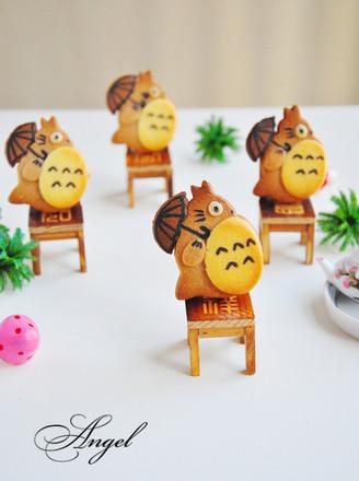龙猫饼干的做法
