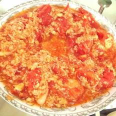 番茄炒鹅蛋