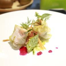 夏日越南明虾沙拉卷
