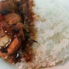 酸豆角炒什么菜好吃简单版照烧鸡腿饭的做法