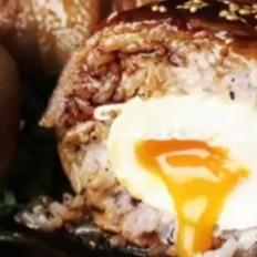 酱汁美味蛋包肉