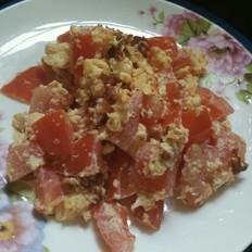 沙拉蕃茄炒鸡蛋