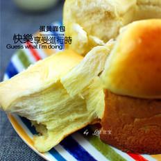 木瓜糖水怎么做蛋黄面包的做法