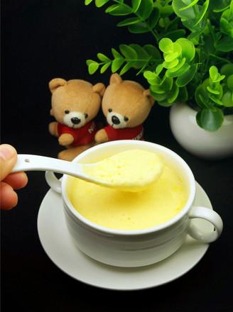 蛋黄奶羹的做法