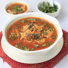 红果家菜谱之鲜香美味的番茄鱼