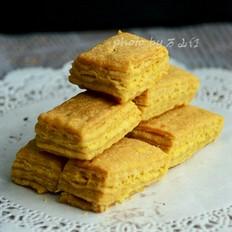 咸蛋黃餅干