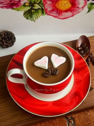 咖啡奶凍的做法