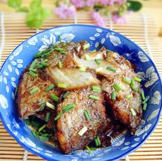 帶魚扒白菜