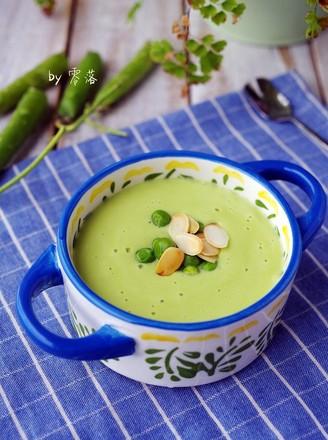 霸王超市丨豌豆浓汤的做法