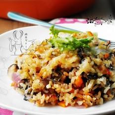 章鱼仔怎么做好吃菠菜焗饭的做法