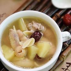 清泰平安雞湯