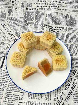 木糖醇广式月饼的做法