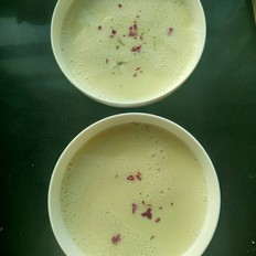 黄豆薏米糊
