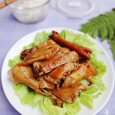 酱香盐焗鸡