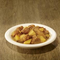 薯仔炆鸡/土豆炖鸡