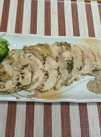 鸡胸脯肉的好吃做法的做法