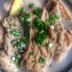 四川油炸豆腐