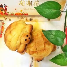 烏龜菠蘿包