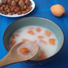 枇杷椰汁西米露
