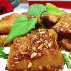 蒜汁龍利魚