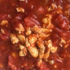 番茄炒蛋(简单浓汁)
