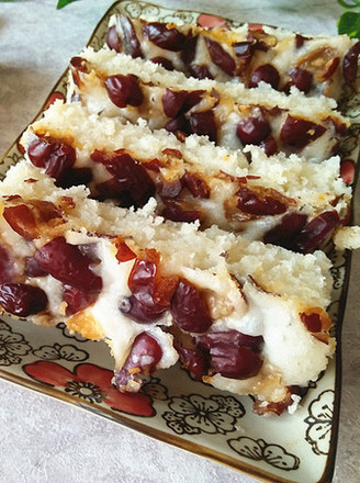 红枣粘米发糕的做法