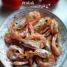 微波爐干皮蝦