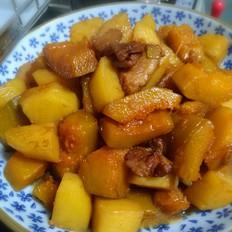 土豆燉南瓜