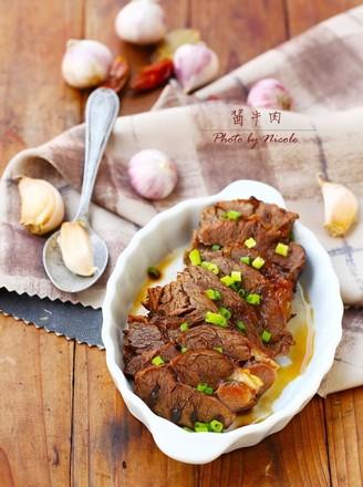 暖胃驱寒的酱牛肉的做法