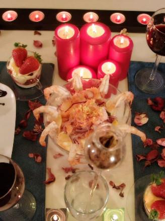 帕爾馬情人節大餐的做法