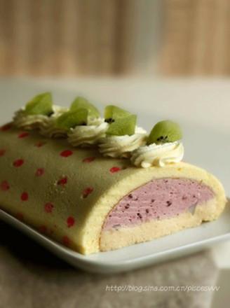 莓果焦糖半圆慕斯的做法