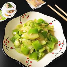 青椒西葫芦丘比沙拉汁