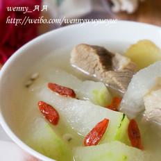 冬瓜薏米瘦肉湯