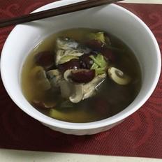 红枣鲤鱼汤