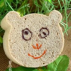 全麦麻酱面包的做法