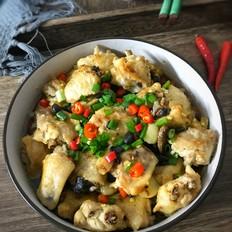 藤椒油豆豉鸡翅