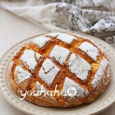 木瓜糖水怎么做南瓜乡村蛋糕的做法