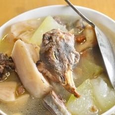 烏雞藥膳湯