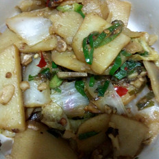 土豆烩白菜