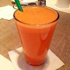 山楂胡萝卜蔬菜汁