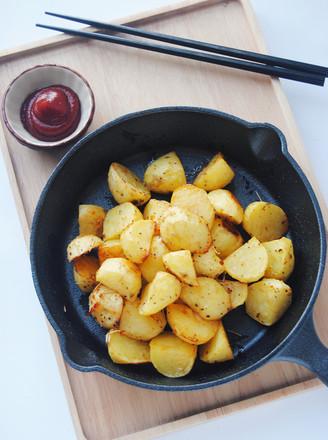 迷迭香辣土豆的做法