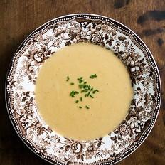 啤酒土豆奶酪汤