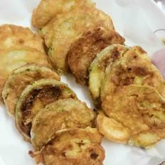 韩国韩式南瓜饼