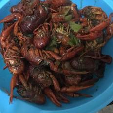 油焖大虾(小龙虾)