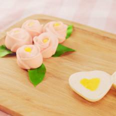世界上最甜的奶黄包