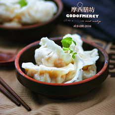 饺子也要吃出B格!豆浆版大白菜猪肉饺子
